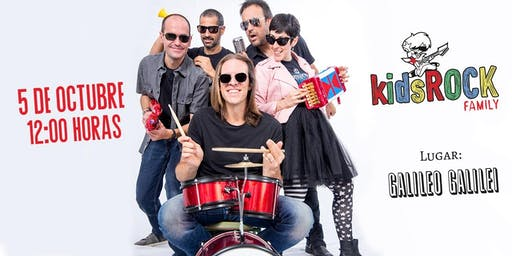 Kids Rock Family en Galileo
