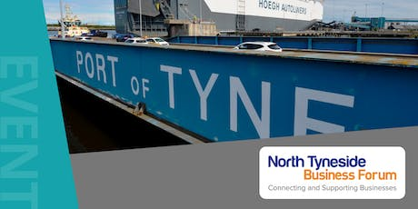 Member only: Business Safari to Port of Tyne tickets