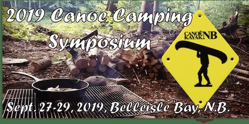 2019 Canoe Camping Symposium