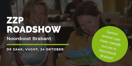 ZZP ROADSHOW Noordoost Brabant - Den Bosch/Vught tickets