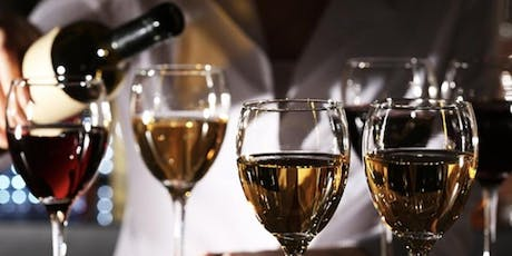 Wine Down Champagne Up Wednesday's / Arabica Hookah Lounge  tickets