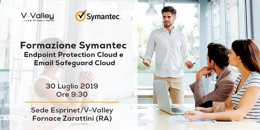 Symantec Sales Certification Day - 30 luglio 2019
