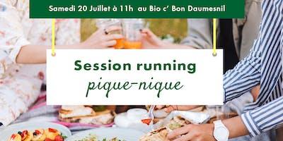 Run & Pique-Nique - Bio c Bon Daumesnil