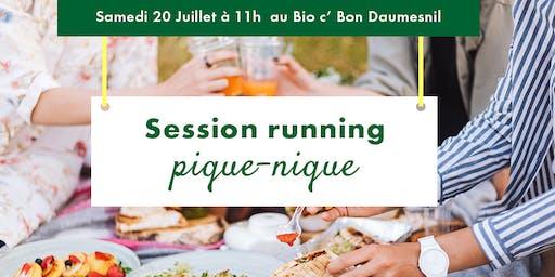 Run & Pique-Nique - Bio c' Bon Daumesnil