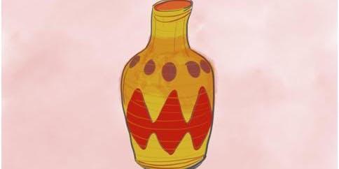 Coil a vase
