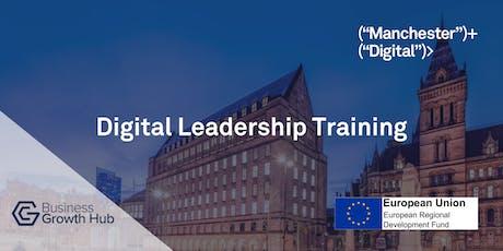 Digital Leadership Training - Registered Interest tickets
