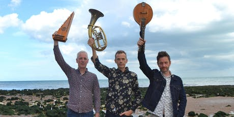 3 Cane Whale @ Garden & Home, Silk Mill, Frome tickets