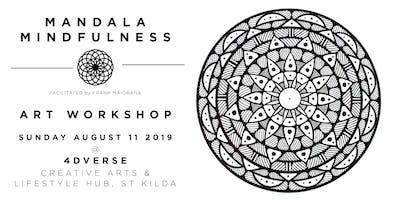 MANDALA MINDFULNESS: ART WORKSHOP