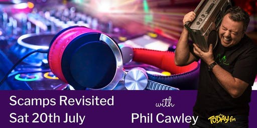 Phil Cawley - Scamps Revisited