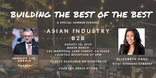 AIB2B Presents OC Summer Reception