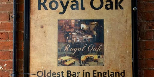 Real Ale Tasting at the Royal Oak