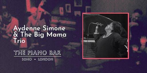 Aydenne Simone and the Big Mama Trio