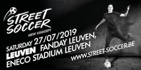 Street Soccer: Leuven - 27/7 tickets