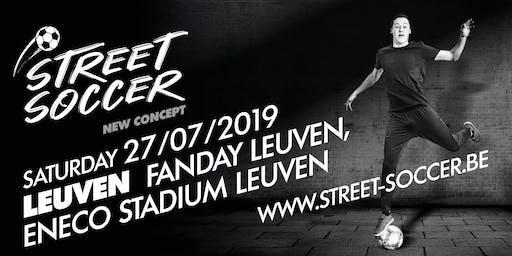 Street Soccer: Leuven - 27/7