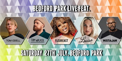 Bedford Park Live feat Tom Odell and Tom Walker