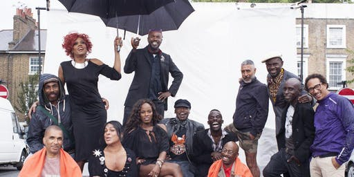 BEYOND 'there's always a black issue Dear' film screening with Q&A from filmmaker Claire Lawrie