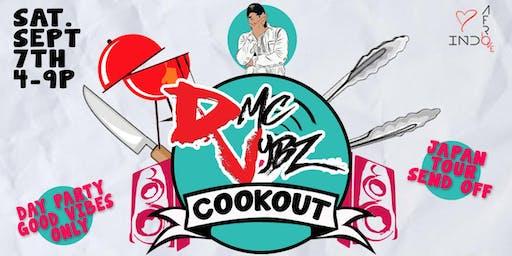 DMC Vybz Cookout Day Party