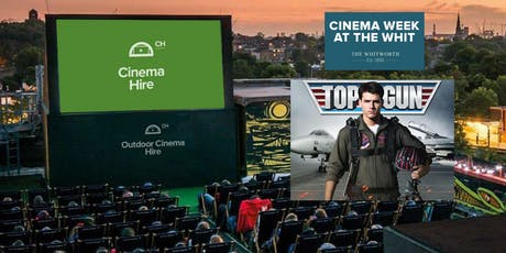 Topgun (1986) - Outdoor Cinema at The Whit tickets