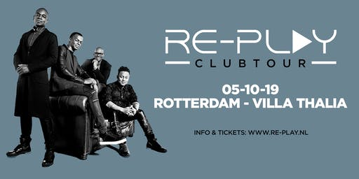 Re-Play Clubtour Rotterdam
