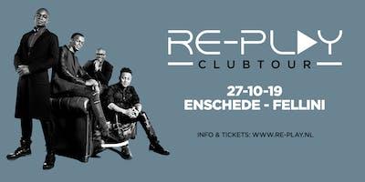 Re-Play Clubtour Enschede