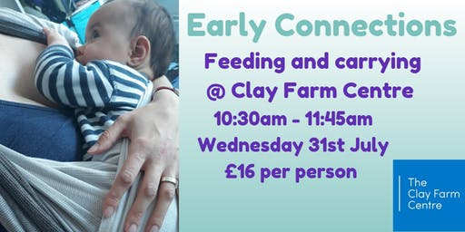 Feeding and carrying workshop