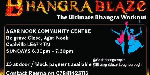 BhangraBlaze Fitness Coalville
