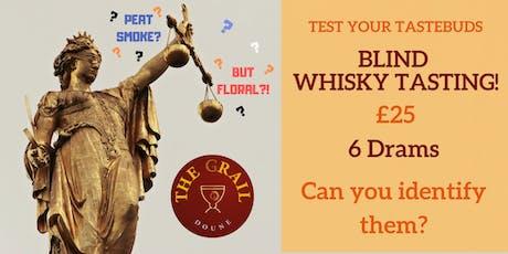 Blind Whisky Tasting tickets