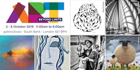Art Beyond Limits - a collective of work created by people living with or affected by motor neurone disease and marking 40 years of the Motor Neurone Disease Association tickets
