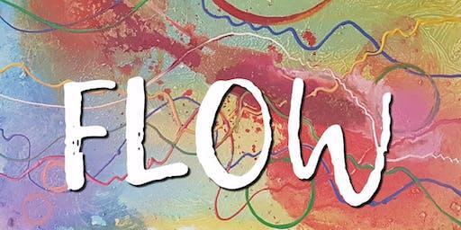Farbe im Flow