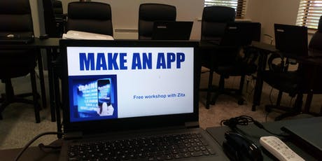 Learn How to Make Apps - the easy way tickets