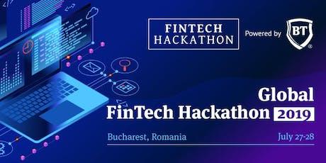 Global Fintech Hackathon tickets
