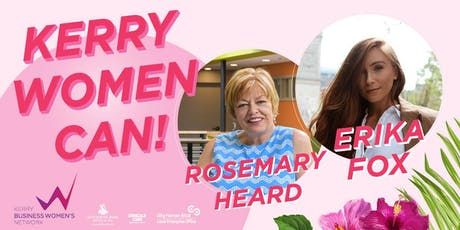 Kerry Women Can! Celebrating Kerry's Amazing Expats and Homegrown Hero's tickets