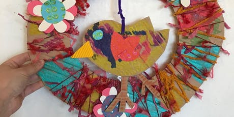Kids Summer Wreath Workshop at The Bristol Loaf tickets