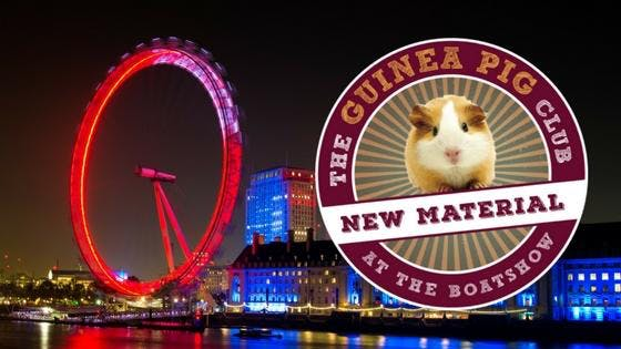 The Guinea Pig Club from The Boat Show Comedy Club