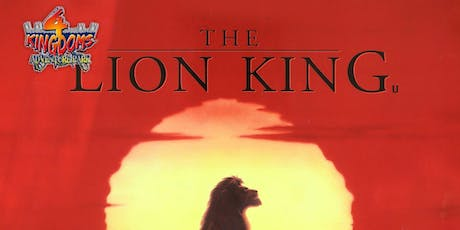 4 Kingdoms - Outdoor Cinema - The Lion King (1994) tickets