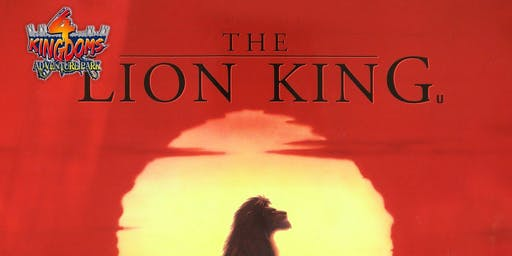 4 Kingdoms - Outdoor Cinema - The Lion King (1994)