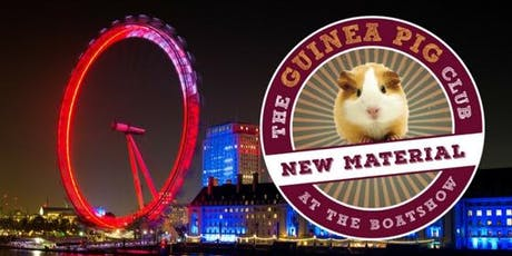 The Guinea Pig Club from The Boat Show Comedy Club tickets