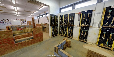 Leisure Learning: Basic Brickwork skills