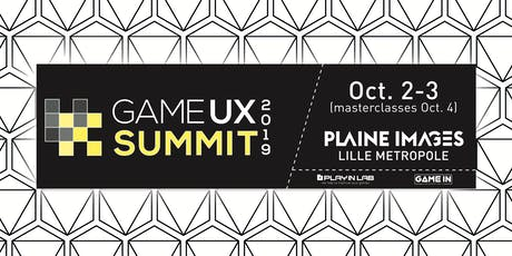 GAME UX SUMMIT 19 billets