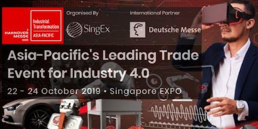 Industrial Transformation ASIA-PACIFIC 2019 Roadshow in Kuala Lumpur!