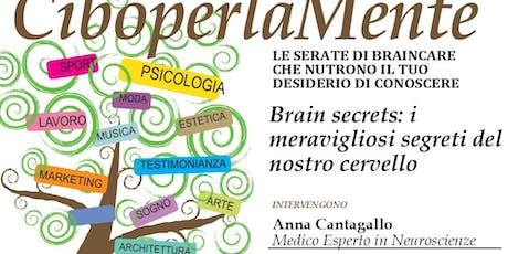 BrainSecret: i meravigliosi segreti del nostro cervello biglietti