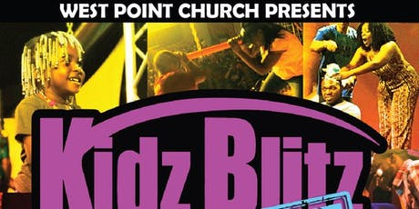 Pine Belt Back to School Celebration - Kidz Blitz Live(1st- 5th Grade) tickets