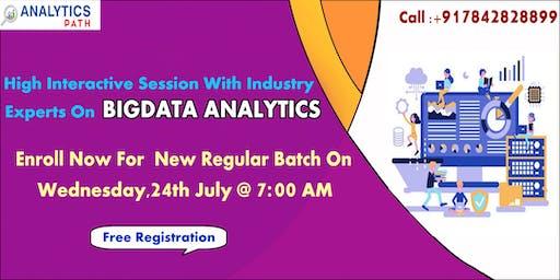 New Regular Batch On Big Data Analytics  Career  By Analytics Path