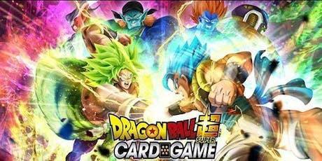 DRAGON BALL DESTROYER KINGS Tournament billets