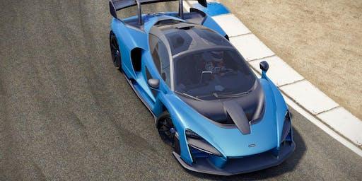VR Sim Racing Weekend: Hypercar test drive package @ GOVR Cafe