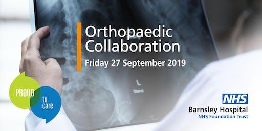 Barnsley Hospital Orthopaedic Collaboration Event