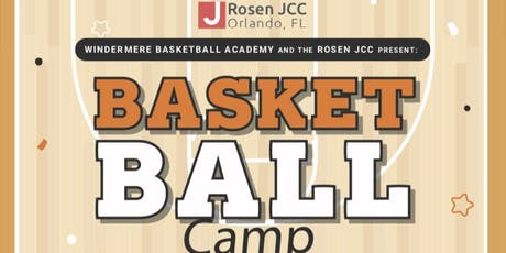 5 - Day Basketball Camp  tickets