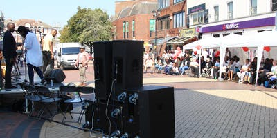 AOFAC Foundation Gospel Extravaganza Concert: Party on the High Street