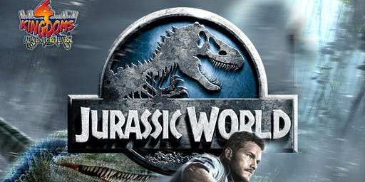 4 Kingdoms - Outdoor Cinema - Jurassic World (2015)