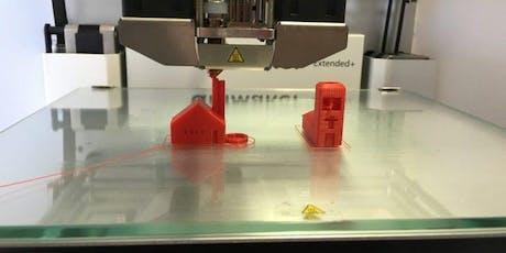 Einsteigerworkshop: Modellierung für den 3D-Druck Tickets